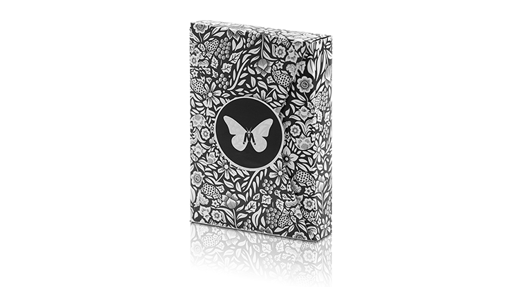 Limited Edition Butterfly Playing Cards (Marked) by Ondrej Psenicka
