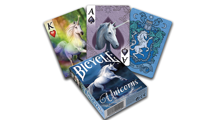 Anne Stokes Unicorns Cards by USPCC