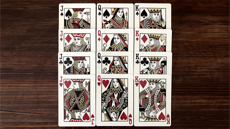 The Parlour Playing Cards Red or Blue