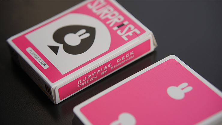 Surprise Deck Playing Cards By Bacon Playing Card Company