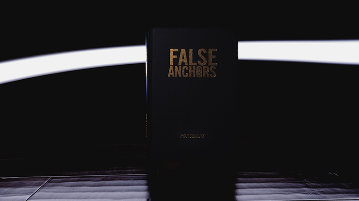 False Anchors Set (Book And Gimmick) By Ryan Schlutz