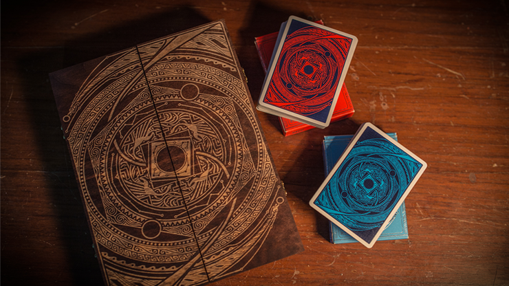 Cosmos Playing Cards (Red or Blue)