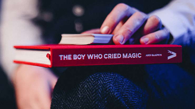Limited Edition The Boy Who Cried Magic by Andi Gladwin