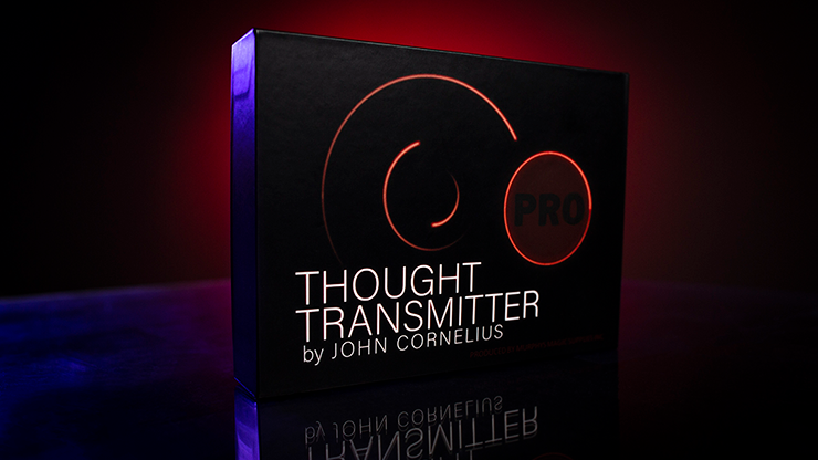 Thought Transmitter Pro V3 (Gimmicks & Online Instructions) by John Cornelius