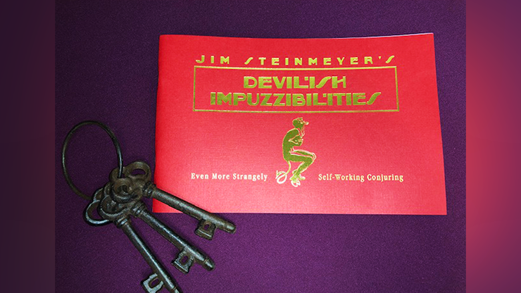 Devilish Impuzzibilities By Jim Steinmeyer