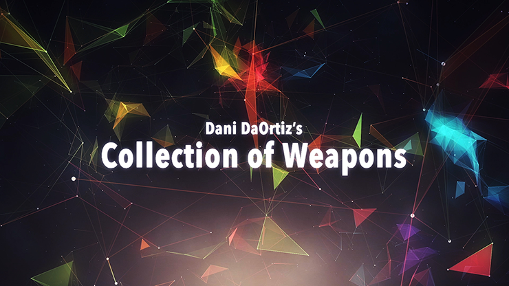 Dani's Collection Of Weapons By Dani Daortiz Video Download