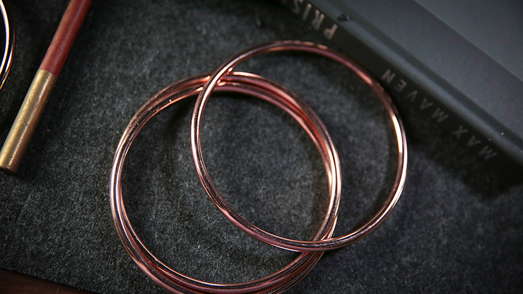 "4"" Linking Rings (Multiple Colors) By TCC"