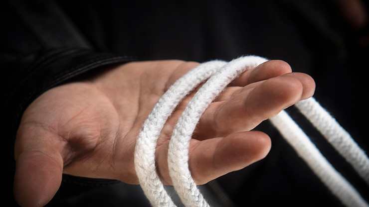 ULTRA WHITE ROPE 50 ft. (CORELESS) by Murphy's Magic Supplies