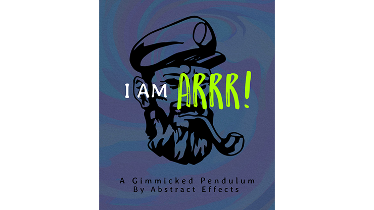 I am ARRR (Gimmicks and Online Instructions) by Abstract Effects