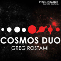 Cosmos Duo by Greg Rostami (Download + Gimmick)