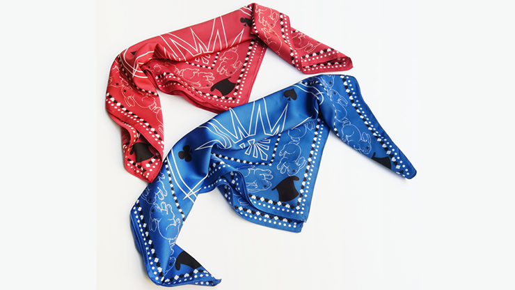 Devil's Bandana (Red or Blue) by Lee Alex