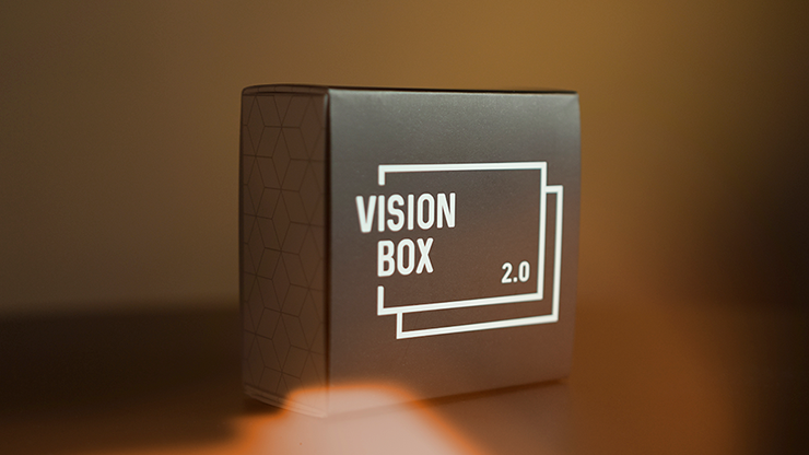 Vision Box 2.0 by João Miranda Magic