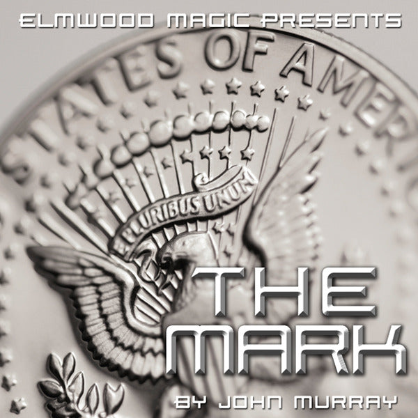 The Mark By John Murray (Dvd + Gimmick)