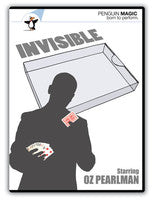 Invisible Oz Pearlman