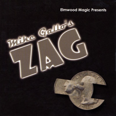 Zag (with DVD) by Mike Gallo
