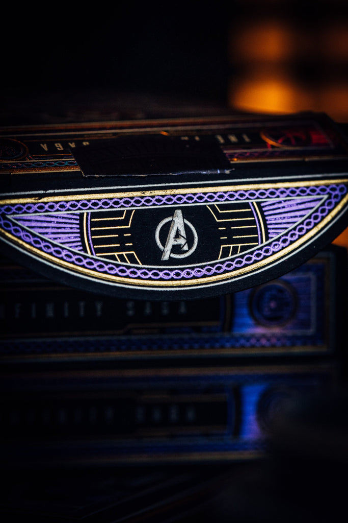 Avengers: Infinity Saga Playing Cards