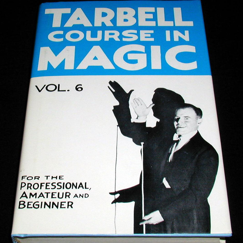 Tarbell Course In Magic - Vols 1-8