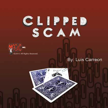 Clipped Scam By Luis Carreon