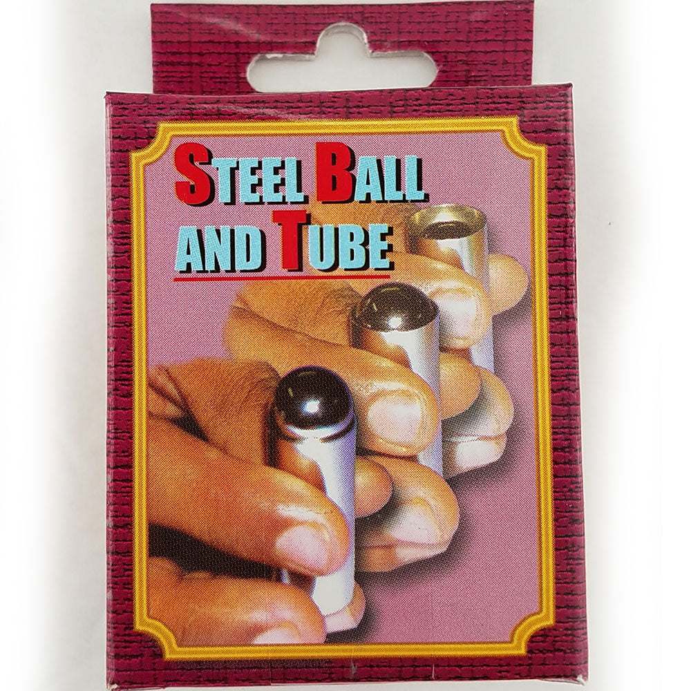 Steel Ball and Tube (E-Z)