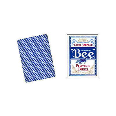 Cards Bee Poker size (Red or Blue)
