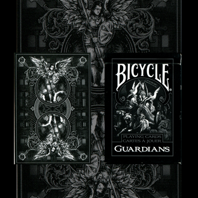 Cards Bicycle Guardians USPCC