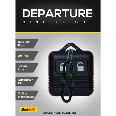 Departure Ring Flight (New and Improved) by MagicSmith