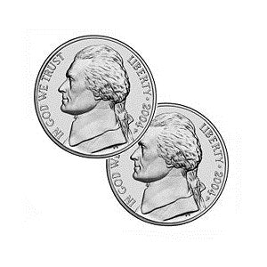 Double Headed Nickel