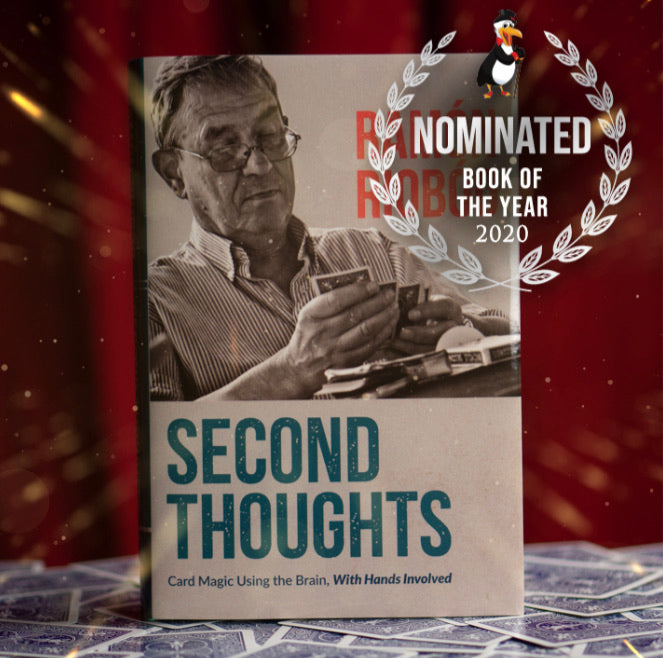 Second Thoughts by Ramon Rioboo and Hermetic Press (Hardcover)