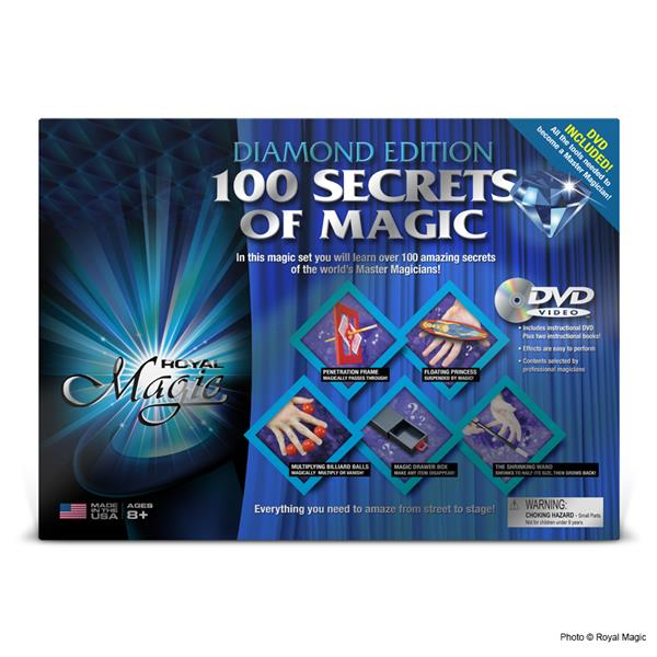 DIAMOND EDITION - JEWELS OF MAGIC SERIES