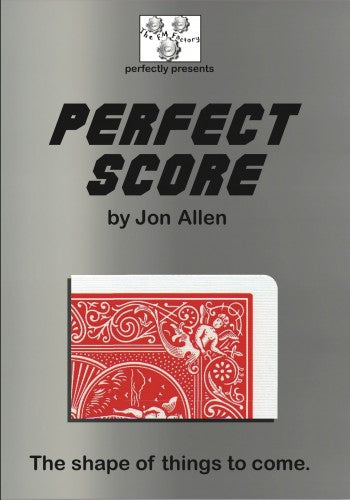 The Perfect Score by Jon Allen