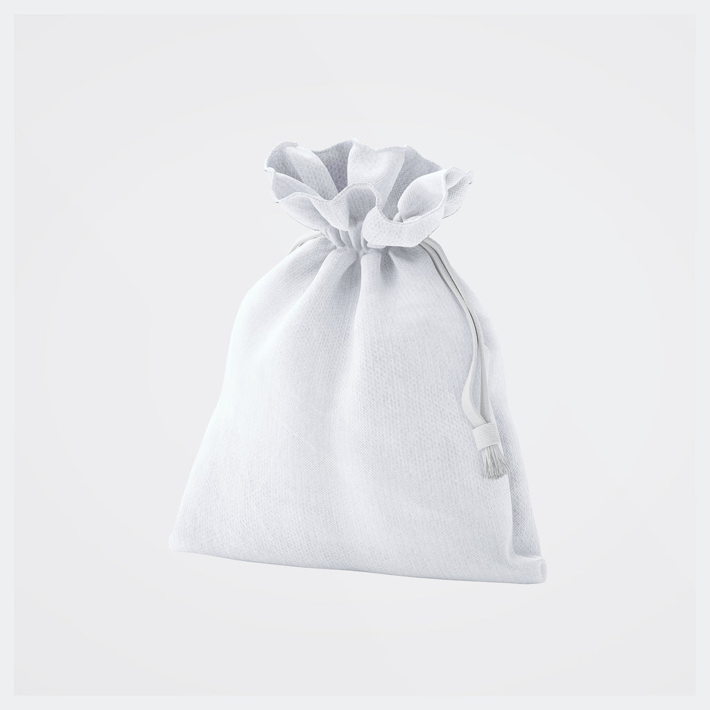 White Mask Pouch - Sold Out