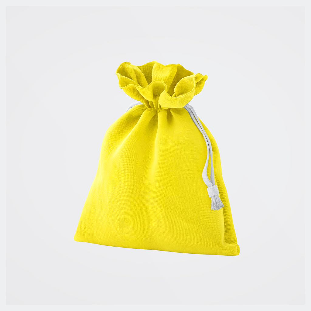 Yellow Mask Pouch
