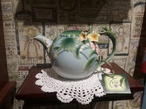 Tea Pot-Rainforest