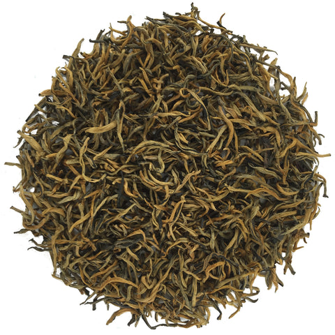 Golden Monkey Organic Black Tea