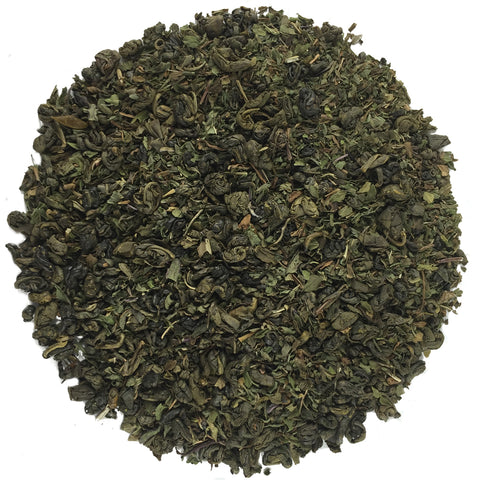 Moroccan Mint Green Tea-Organic