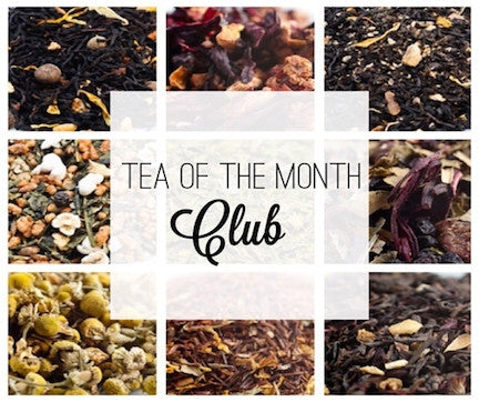 Tea of the Month Club - 12 Month Plan