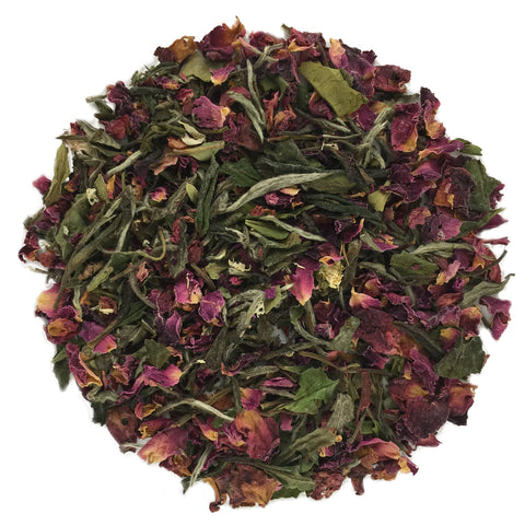 Organic White Rose White Tea
