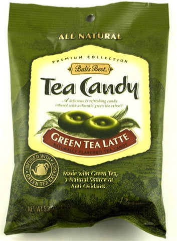 Bali's Best Green Tea Latte Candy