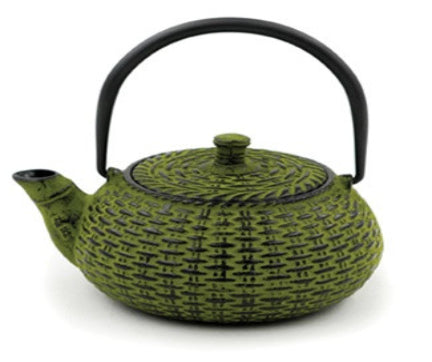 Cast Iron Jasmine 20 oz. Teapot