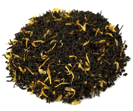 Decaf Apricot Ceylon Black Tea