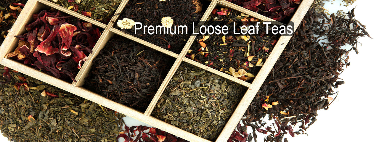 Buy Premium Loose Tea