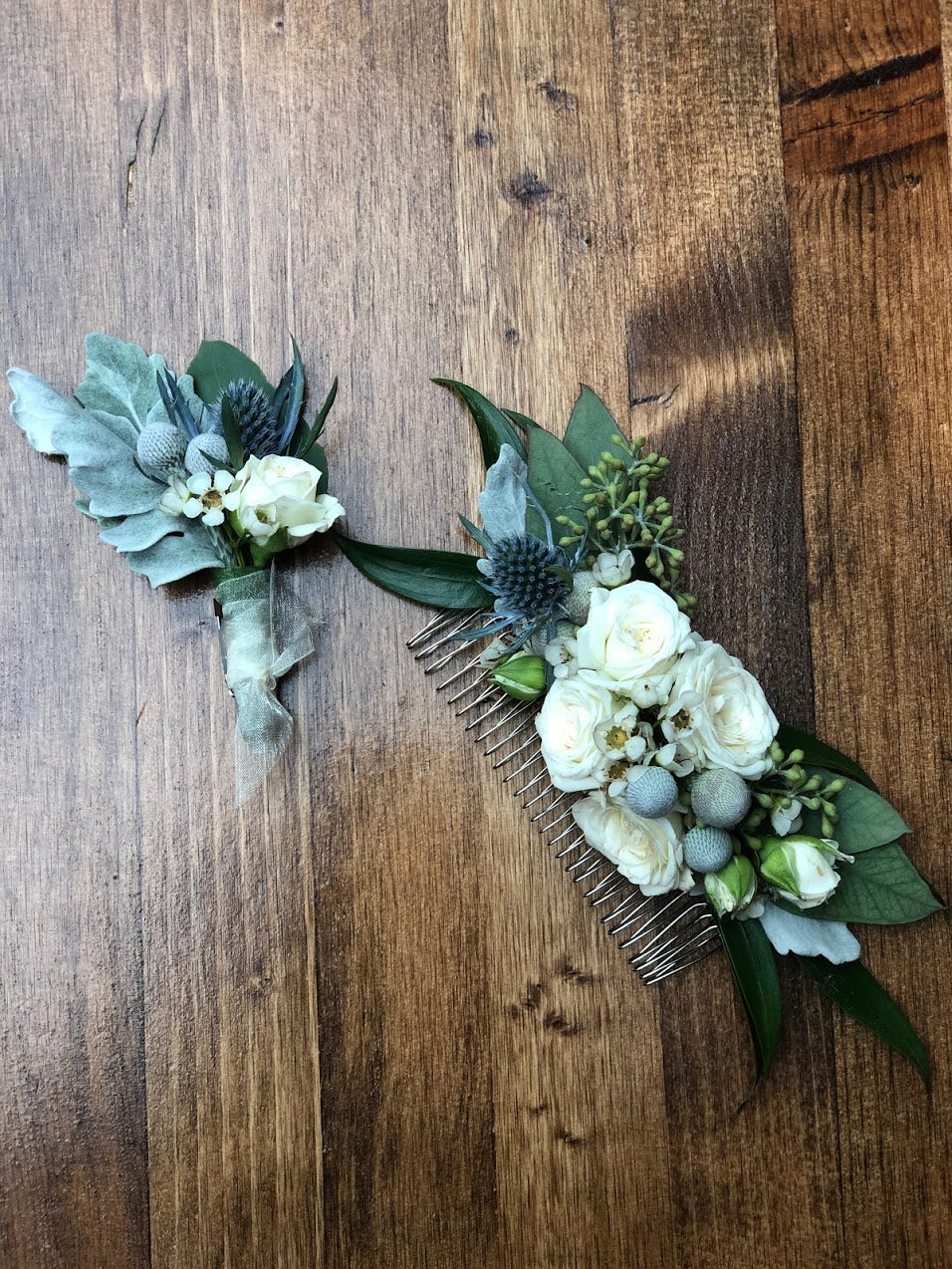 Thyme Studio Wedding Florals