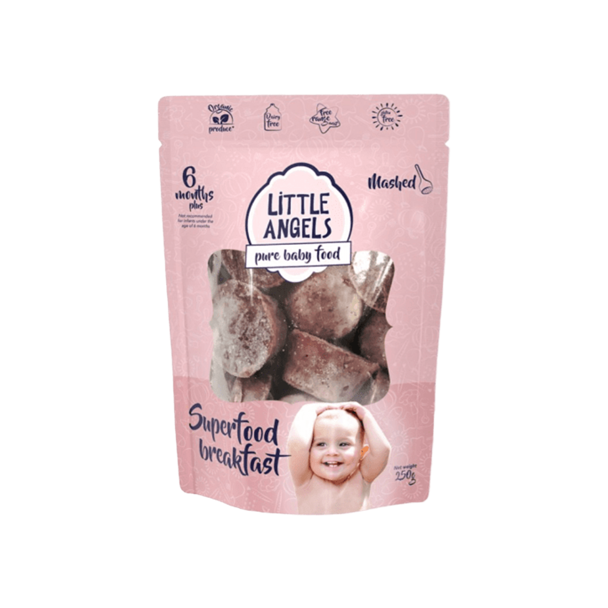 Little Angels Superfood Breakfast