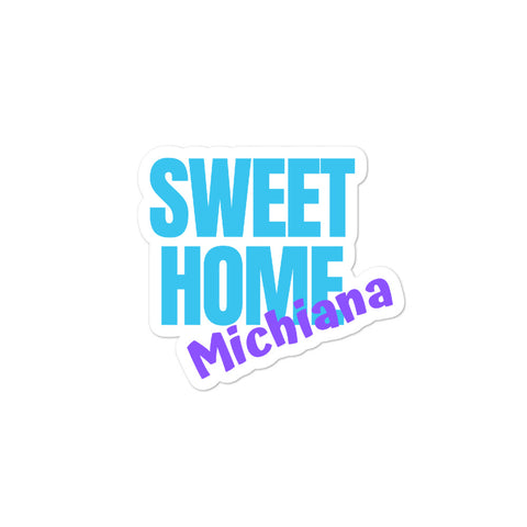 Sweet Home Michiana Debut Sticker