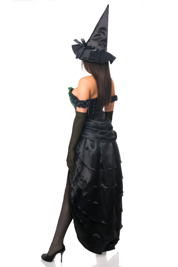 Top Drawer Premium 5 PC Spellbound Witch Costume