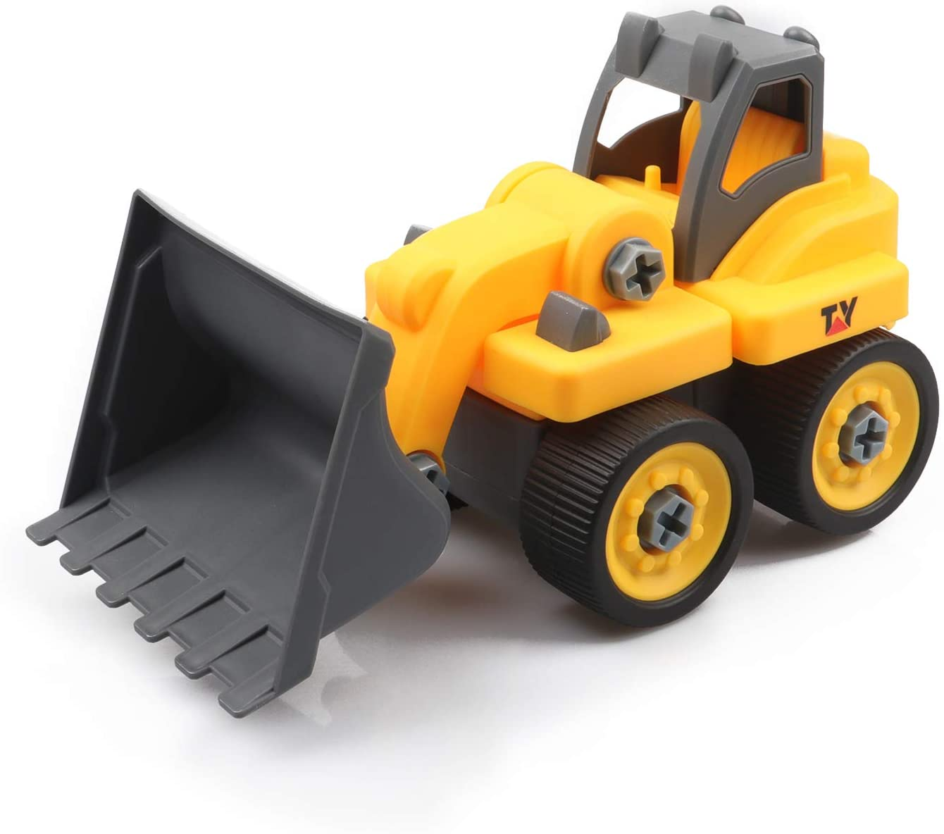 Building Toys for Kids Ages 4-8,Tipper Digger,Excavator Construction,Trucks