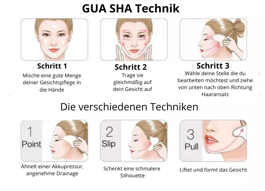 Gua Sha Massagestein
