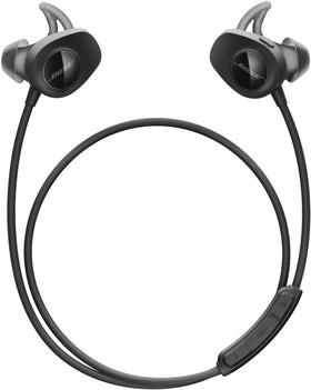 Bose SoundSport Wireless In-Ear Headphones 761529-0010 Black