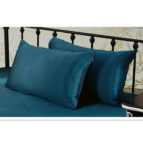 Grade A Mulberry Silk Pillowcase for Beauty Sleep*