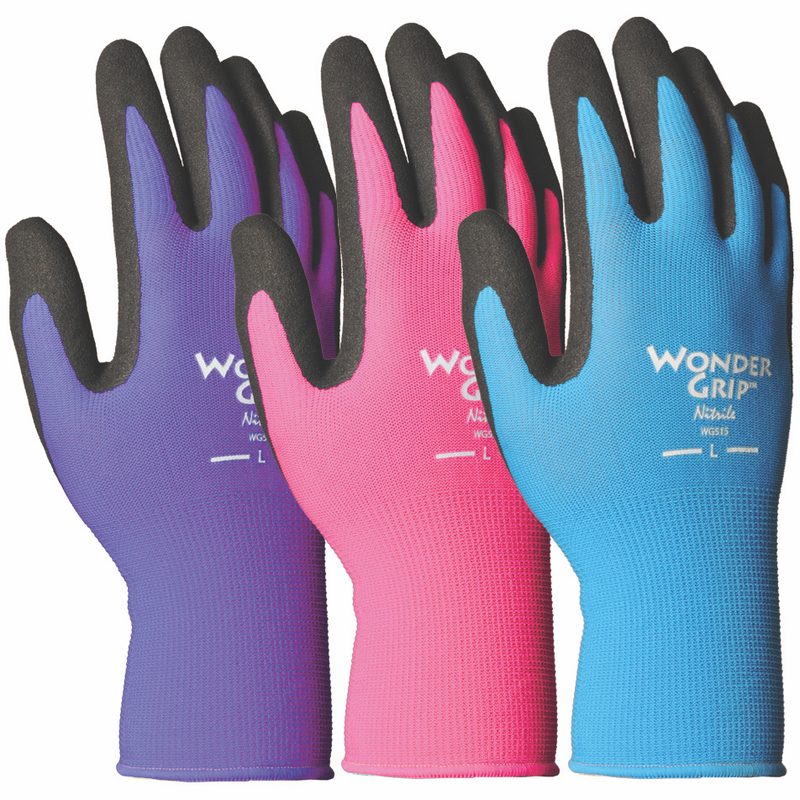 Gloves-Wonder Grip-Nicely Nimble-Medium